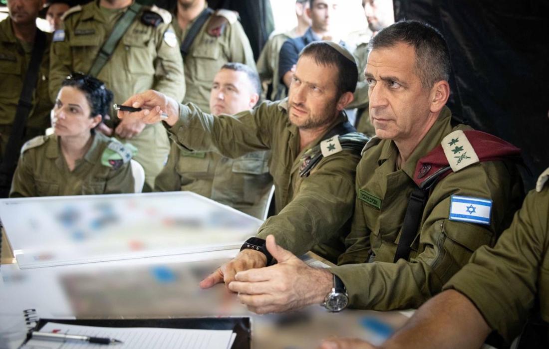 رئيس أركان الاحتلال افيف كوخافي