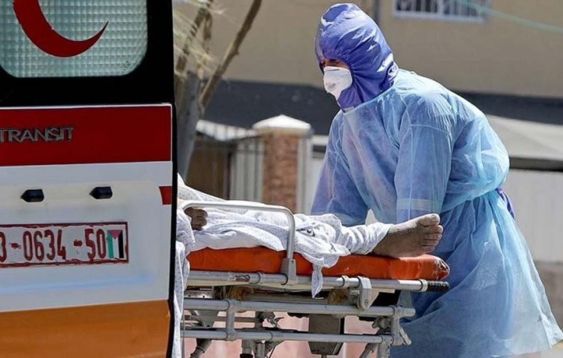 كورونا- وفيات- اصابات- غزة