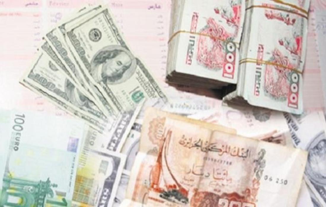 سعر الدولار واليورو في الجزائر اليوم السبت