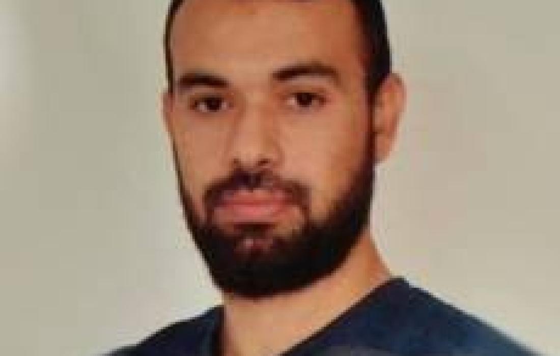 الأسير سامح سمير الشوبكي