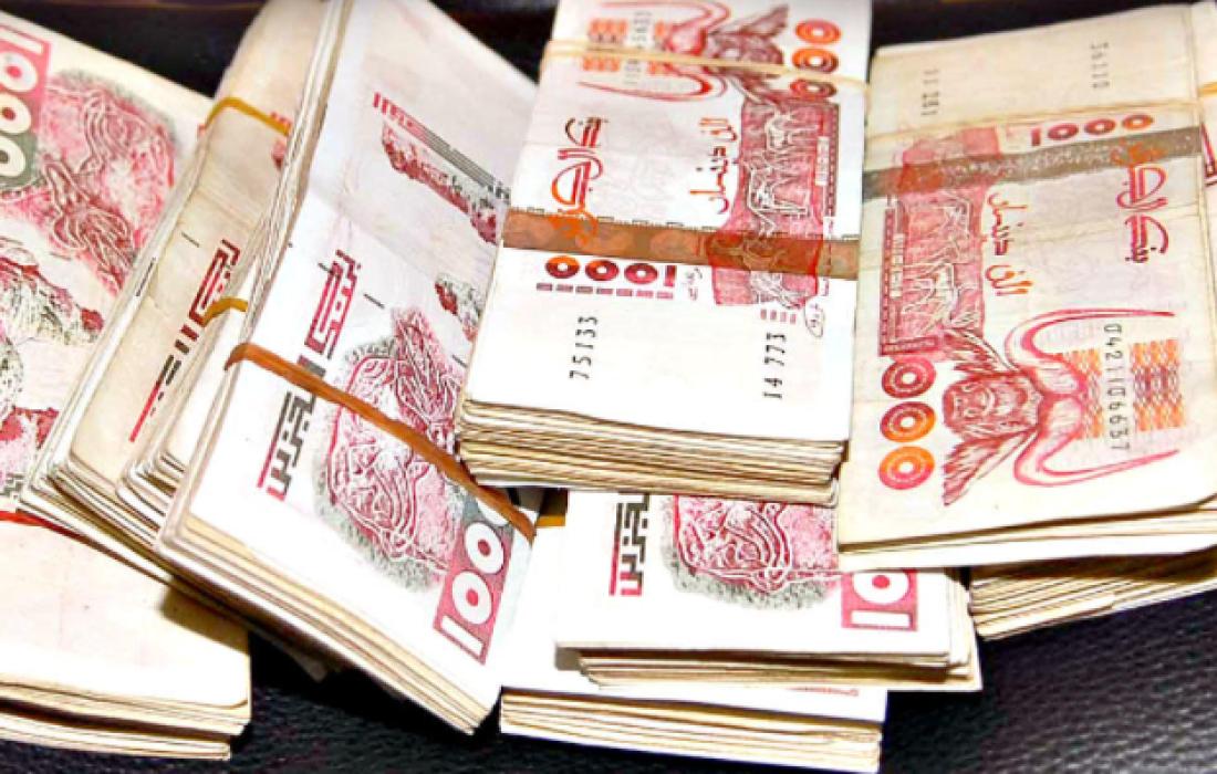 أسعار صرف الدولار والعملات الأجنبية مقابل الدينار الجزائري اليوم الاثنين 31-5-2021