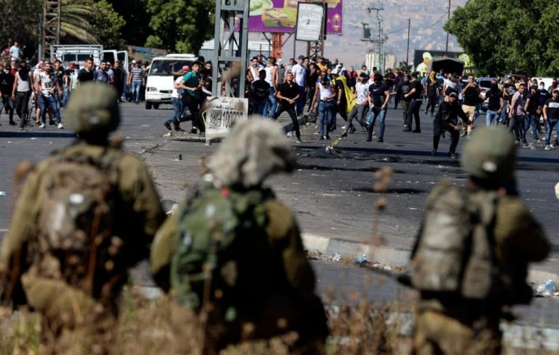 حصاد الأسبوع: شهيد وإصابة 5 جنود ومستوطنين في 82 نقطة مواجهة بالضفة المحتلة