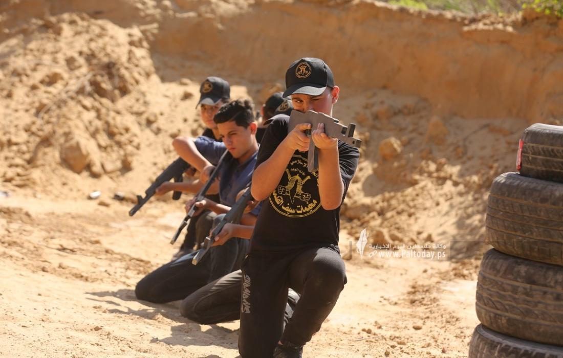 مخيمات سيف القدس.. اقترب الوعد في قطاع غزة (20).JPG