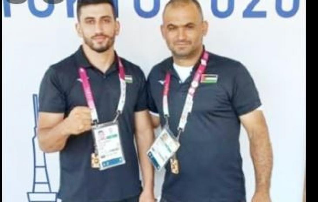 لاعب الجودو وسام ابو رميلة.jpg