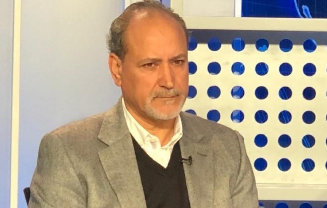 د. أنور أبو طه عضو المكتب السياسي لحركة الجهاد الإسلامي