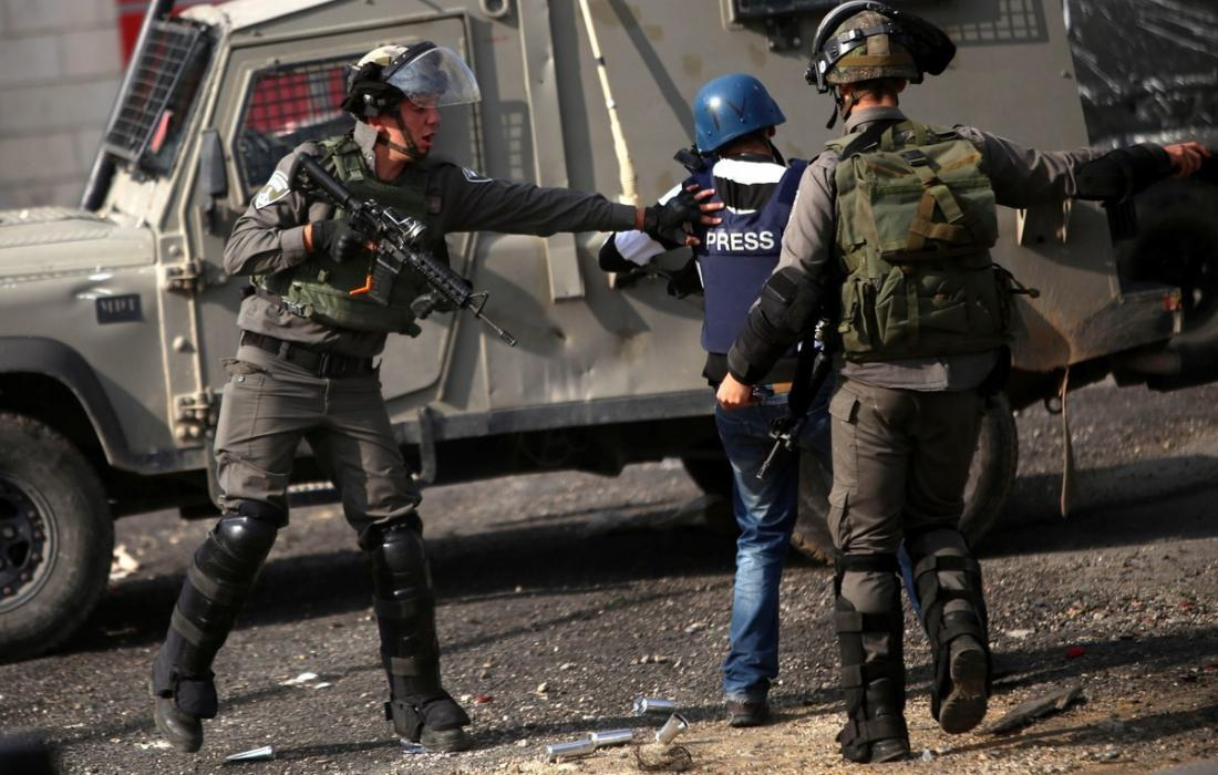 اعتقالات صحفيين