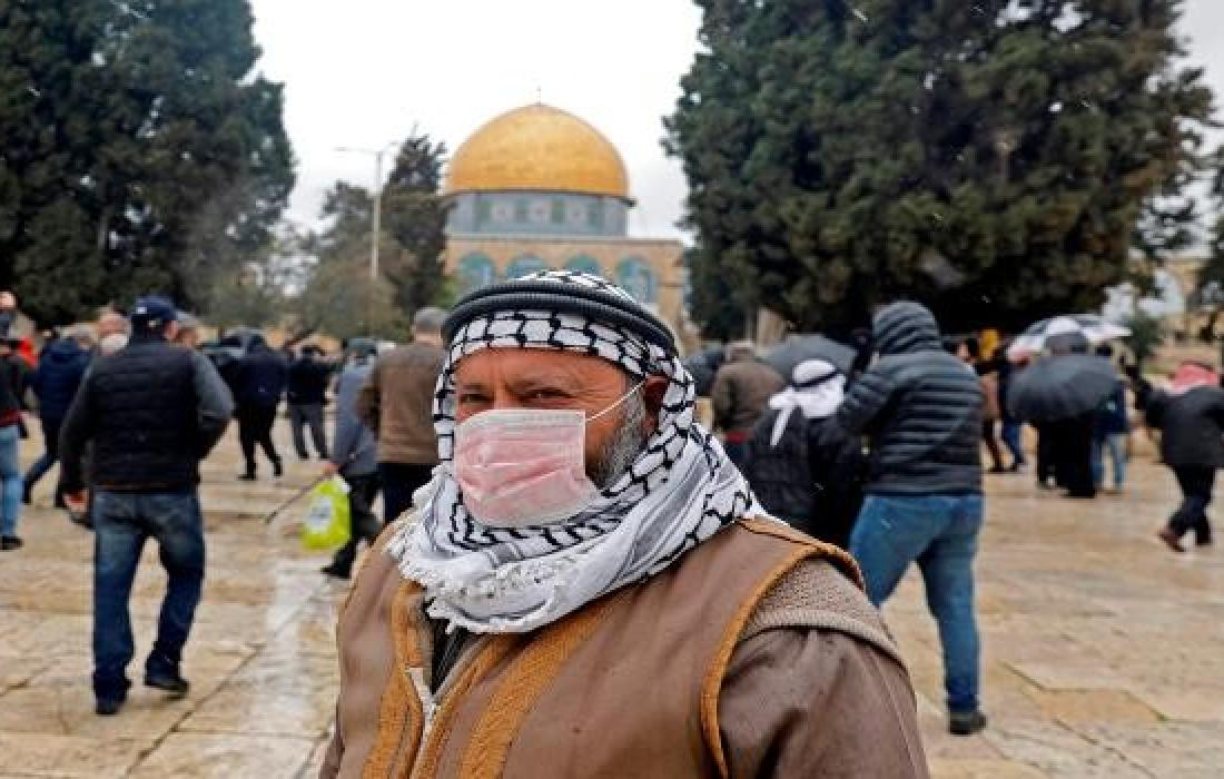فيروس كورونا في فلسطين