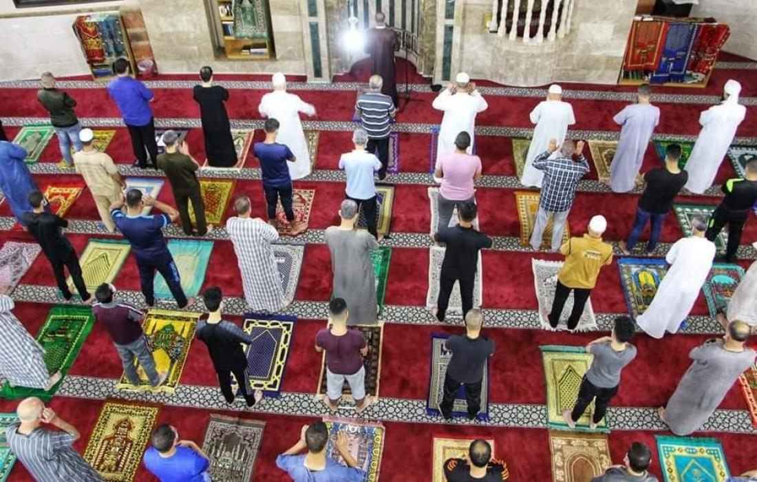 فتح مساجد غزة