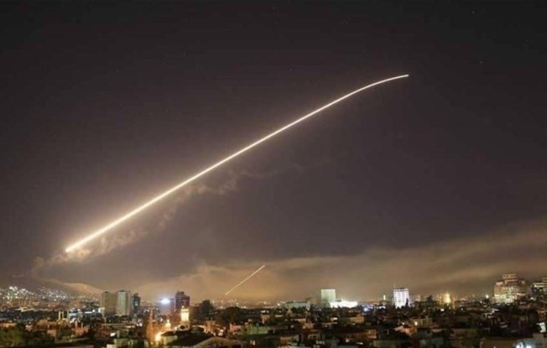 الدفاعات الجوية السورية