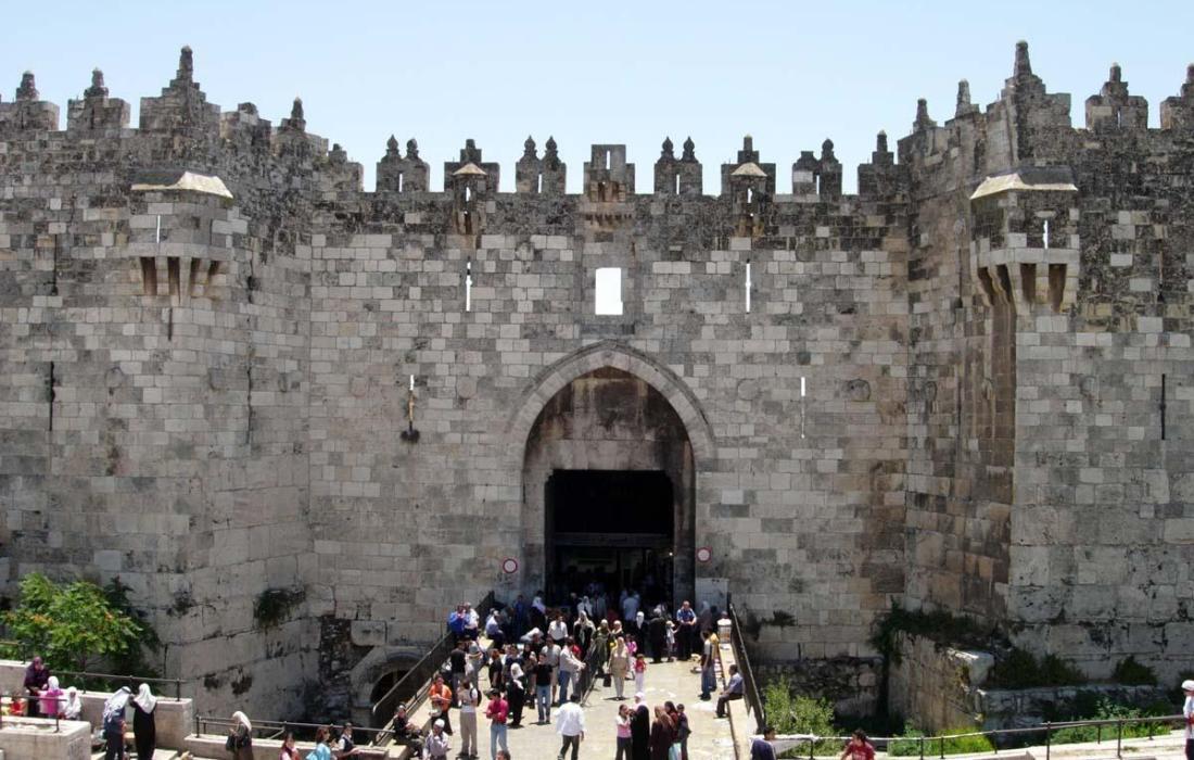 السياحة في القدس