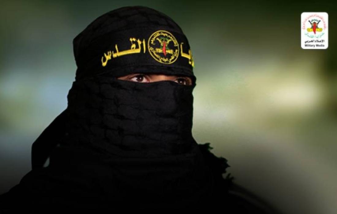 الناطق باسم السرايا ابو حمزة