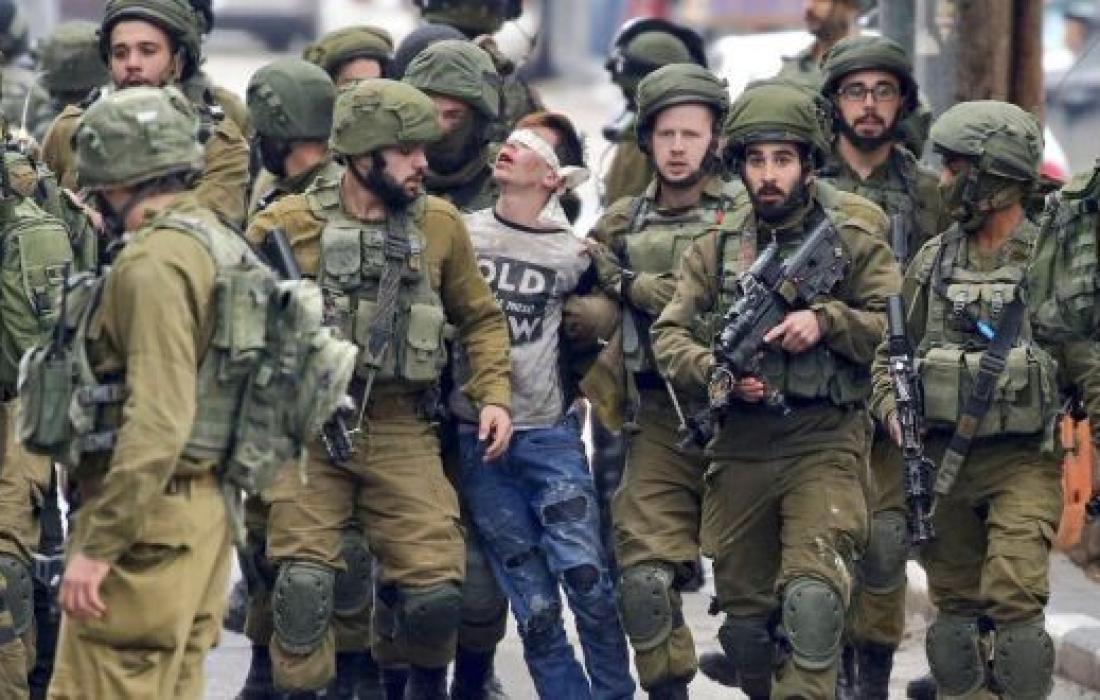اعتقال اطفال