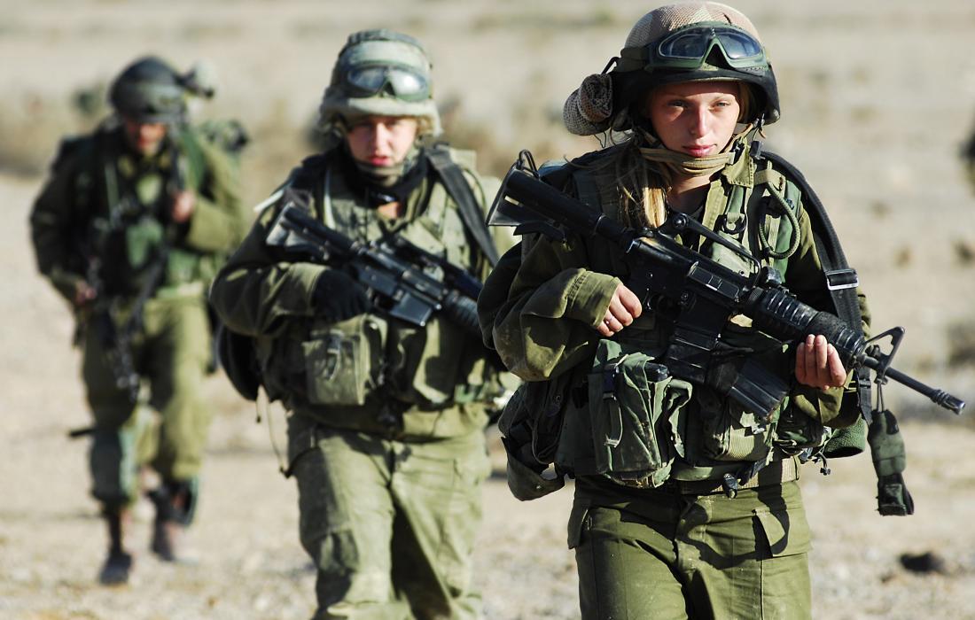 جيش الاحتلال2