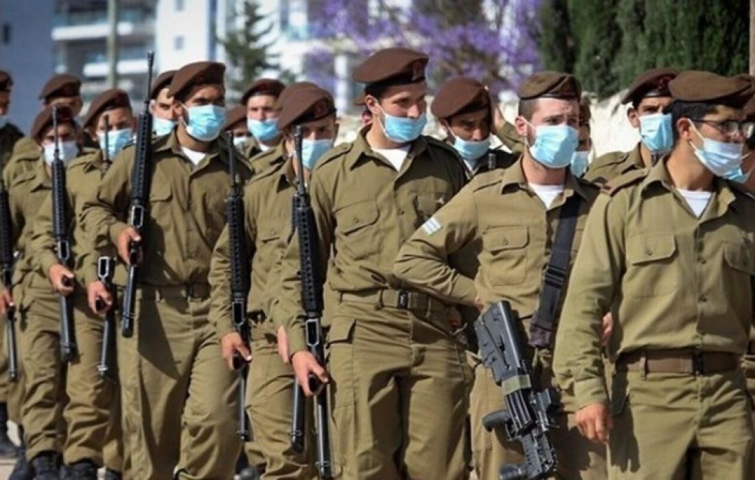 اصابة عدد من جنود الاحتلال بفيروس كورونا
