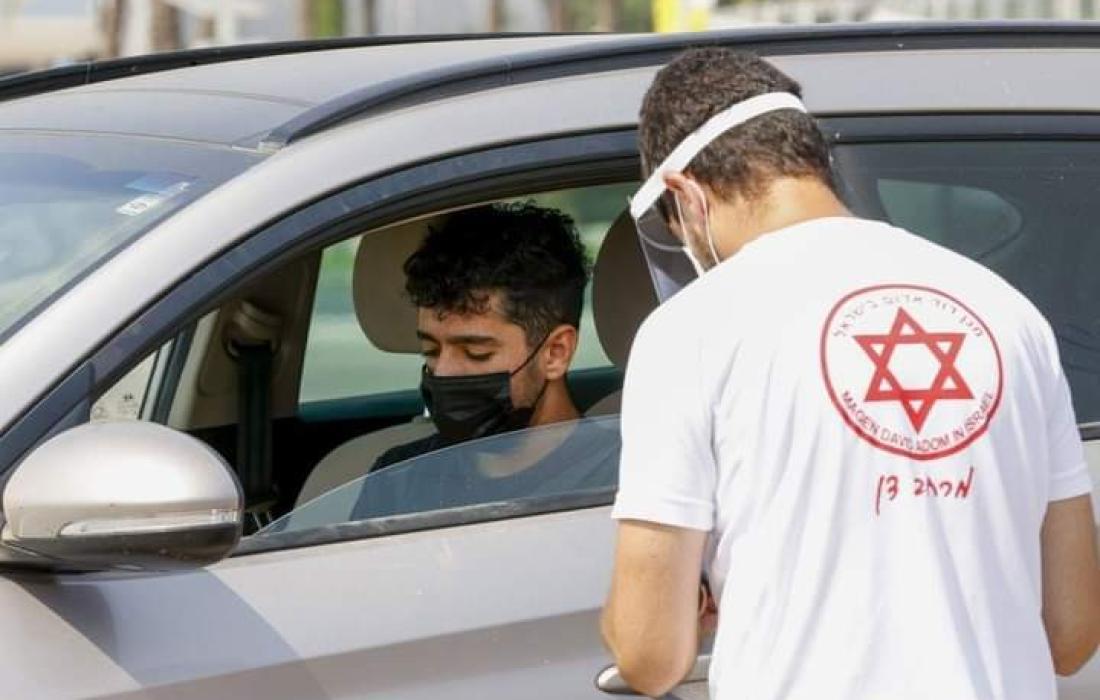 فيروس كورونا في اسرائيل