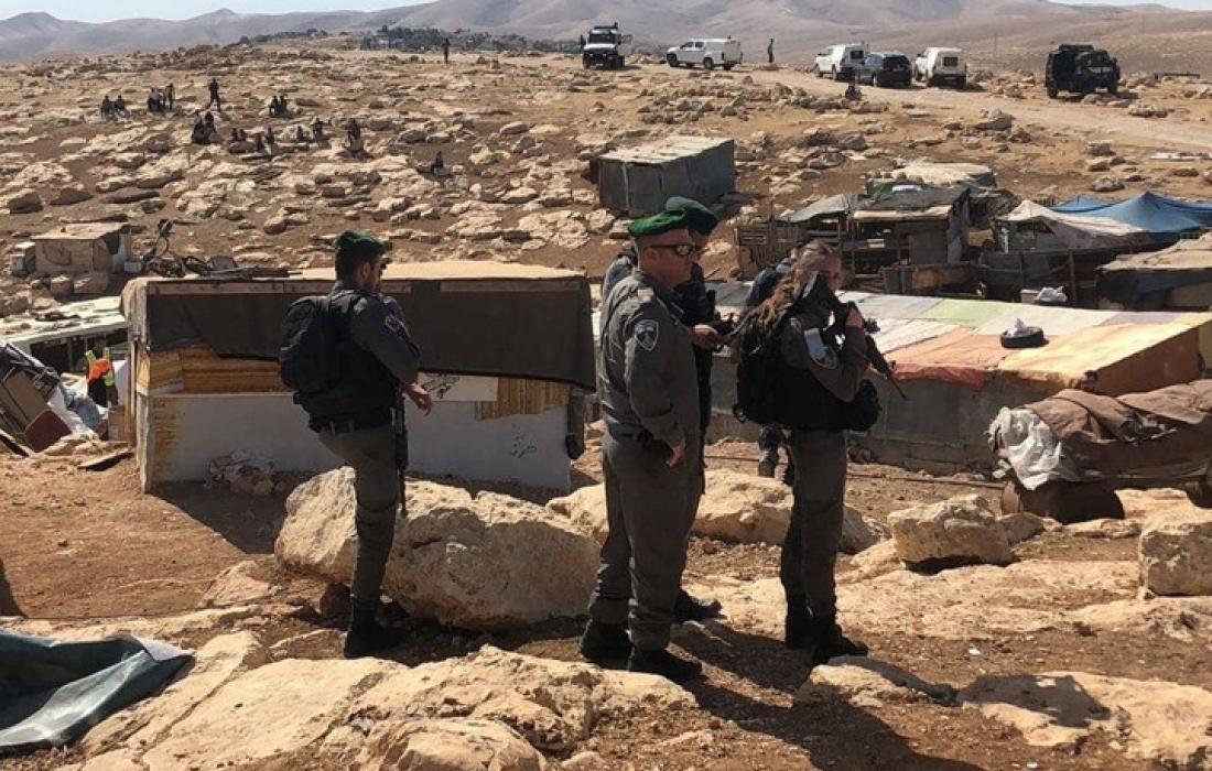 الخارجية الفلسطينية تحمل الاحتلال المسؤولية الكاملة عن تهجير المواطنين قسرًا