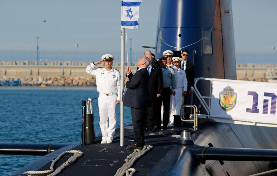 نتنياهو -قضية الغواصات