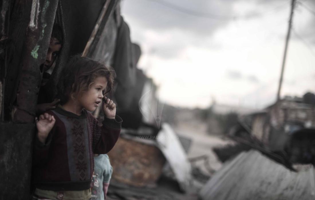 الفقر في غزة 5