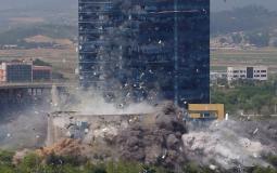 تفجير مكتب الاتصالات المشتركة بين كوريا الشمالية والجنوبية