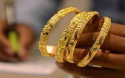 سعر الذهب في فلسطين اليوم الخميس 7/1/2021