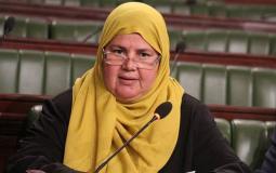 النائب السابق في البرلمان التونسي مباركة البراهمي.jpg