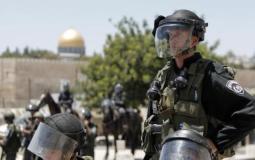 قوات الاحتلال تعتقل شابين في القدس المحتلة