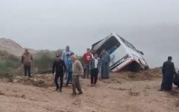 حادث سيرالزقازيق والاسكندرية