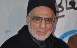 """""""حماس"""" تنعي أحد مؤسسيها المتوفي إبراهيم اليازوري"""