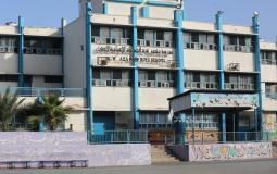 اغلاق مدارس الأونروا