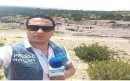 صحفي تونسي