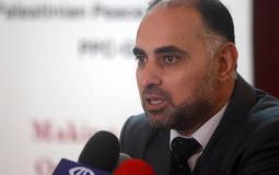 نائب أمين سر المجلس الثوري لحركة فتح الدكتور فايز أبو عيطة