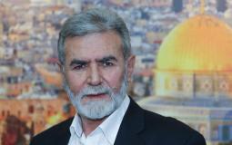 الامين العام لحركة الجهاد الاسلامي