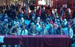 الرابطة الإسلامية تنظم مهرجاناً في يوم الأسير في الجامعة الإسلامية بغزة
