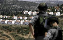 مستوطنات الاحتلال في الضفة