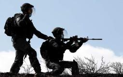 قوات الاحتلال تعتدي على المواطنين في الضفة (ارشيف)