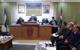 اجتماع اعضاء المجلس الوطني في عمان
