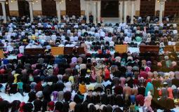 صلاة في المسجد
