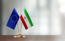 ايران و الاتحاد الاوروبي
