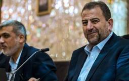 قادة حماس -مصالحة