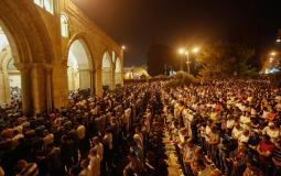 ليلة القدر في المسجد الاقصى المبارك (38928900) 