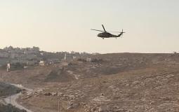 قوات الاحتلال تشرع بعمليات بحث عن ستوطن مفقود بجنوب الخليل