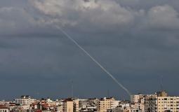 صاروخالاعلام العبري يزعم: المقاومة في غزة تطلق صاروخ تجريبي اتجاه البحر