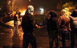 مواجهات عقب اقتحام الاحتلال