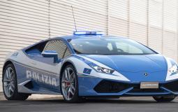 سيارة شرطة لامبورجيني