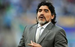 دييغو ارماندو مارادونا
