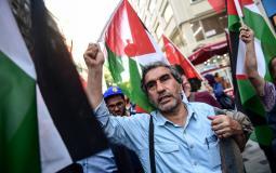 احتجاجات في العالم على ارتكاب اسرائيل مجزرة في غزة