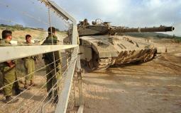 حدود لبنان مع الاراضي المحتلة
