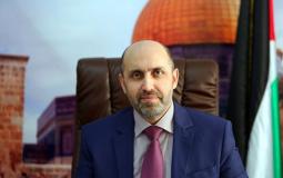 وكيل وزارة المالية في غزة يوسف الكيالي