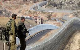 حدود لبنان