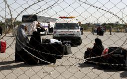 حكومة الاحتلال الاسرائيلي تحاصر غزة